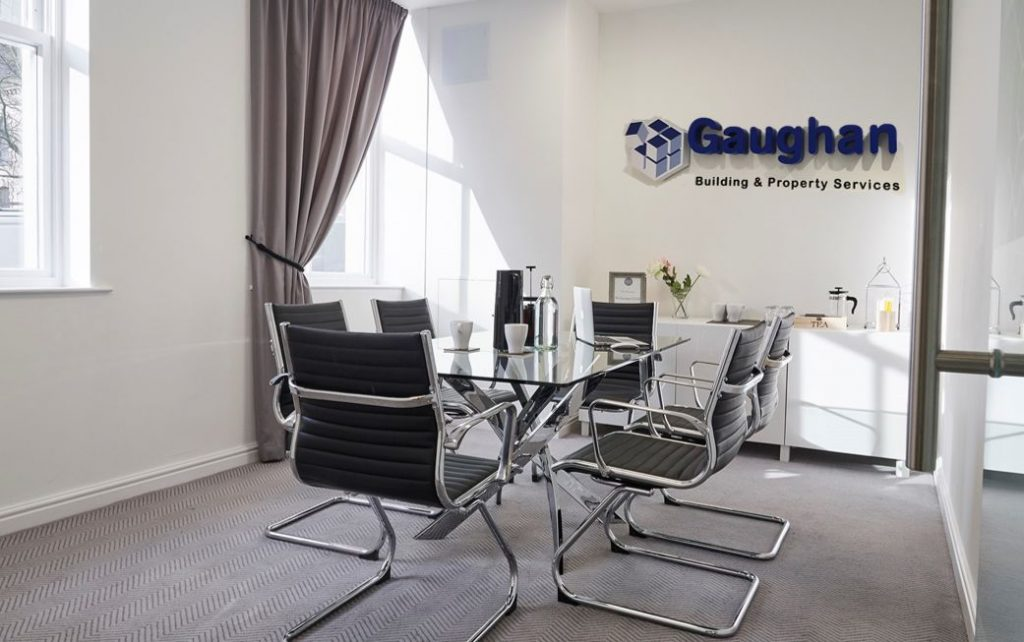 Gaughan Services Midlands Office